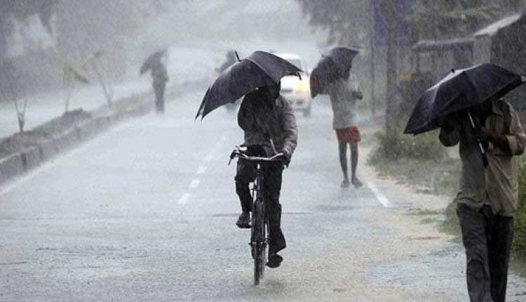 Extremely heavy rain in Odisha from tomorrow; DMs alerted