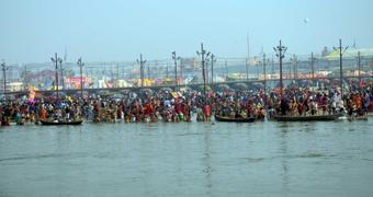 Kumbh devotees get verification calls, even those who did not attend