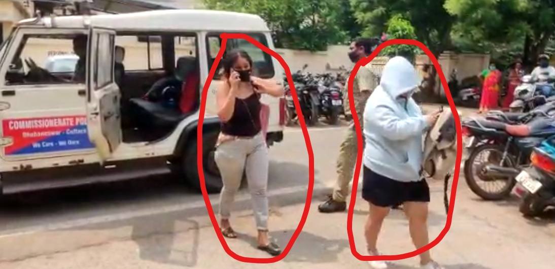 Drunk Driving: 4 including 2 women detained in Bhubaneswar for running over scooterist