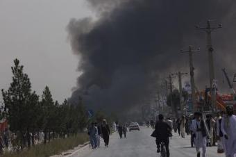 Kabul: 25 killed, 52 injured in explosion near school