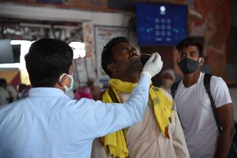 Lowest daily new cases in 44 days, recovery rate 90%: Health Ministry