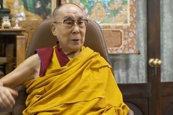 Dalai Lama contributes to India's fight against pandemic