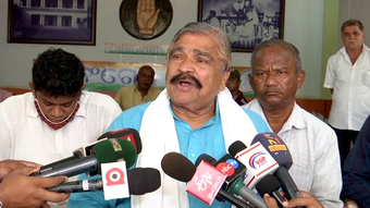 Govt released KALIA money to garner votes for BJD only: Sura Routray