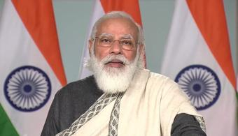 PM stresses on 'Aatmanirbhar Bharat' in post-Covid world