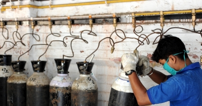 Delhi moves a step further to prepare for third wave with oxygen stock