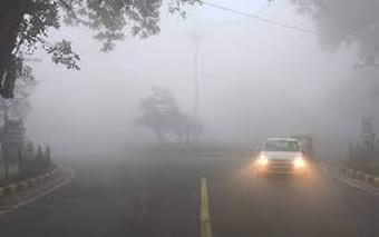 Dense fog likely in 10 districts in next 3 days