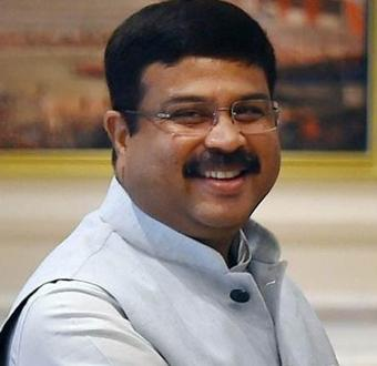 Pradhan welcomes PM for 5 kg food grains for poor