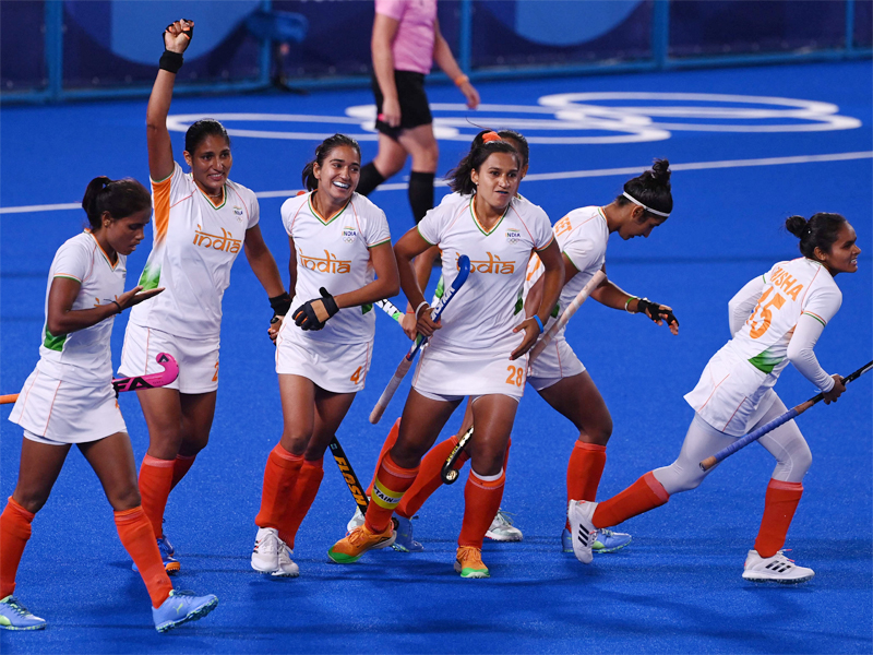 Indian women to play for bronze, lose semifinal
