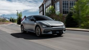 Kia launches 1st all-electric EV sedan, starts from $40K
