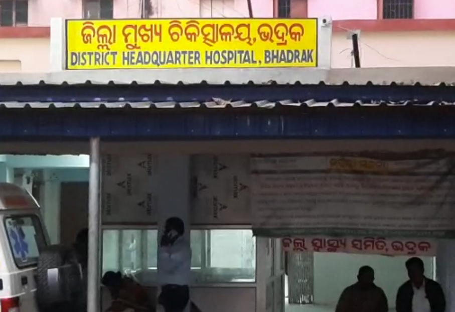Three of family critical in fire mishap in Bhadrak