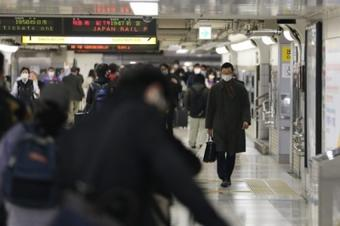 Japan's economy shrinks 4.8% due to Covid in 2020