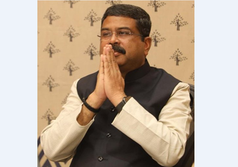 Pradhan greets people on Eid, Akshaya Tritiya