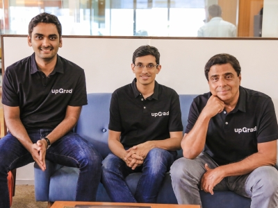 upGrad to hire 1,000 people in India in next 3 months