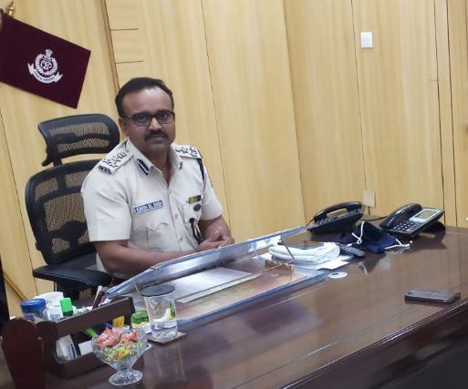 Ashis Singh new Odisha Excise Commissioner