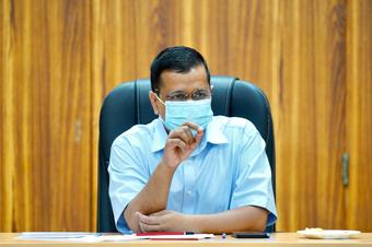 Free vax for 18-44 age group in Delhi from June 21: Kejriwal