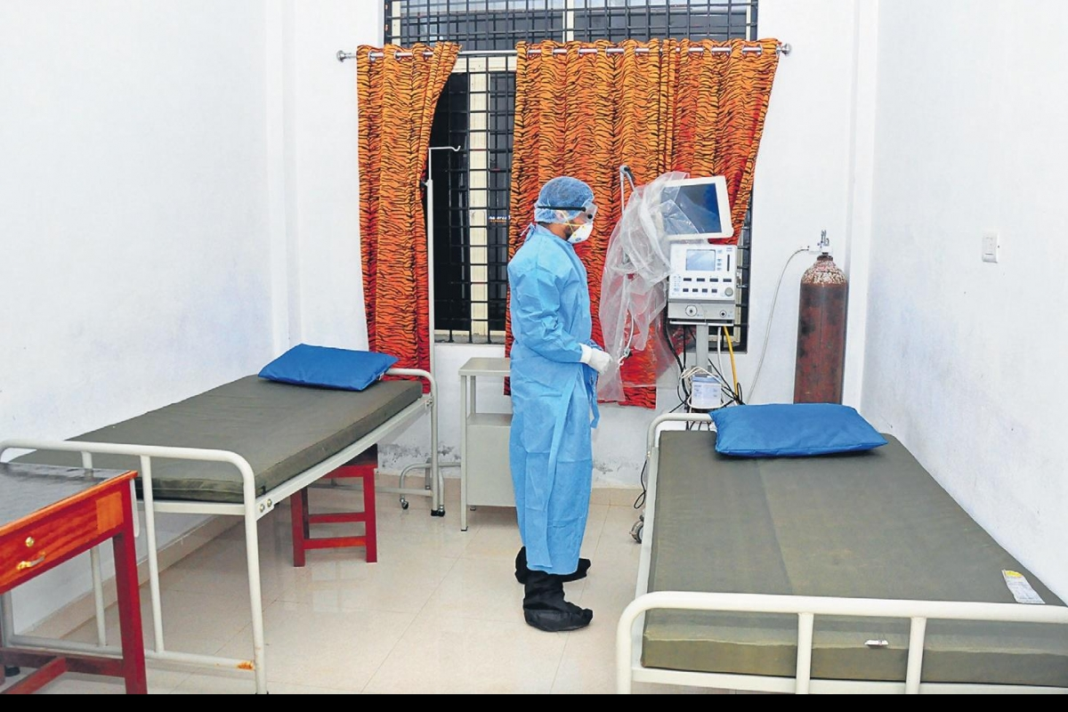 BMC to create paid isolation facility in hotels again
