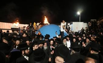 44 killed in stampede at Jewish festival in Israel