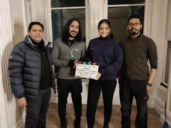 Sonam Kapoor wraps up 'Blind'