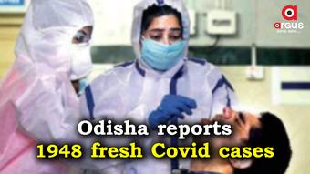 1948 more test positive for Covid-19 in Odisha; active cases stand at 19,623
