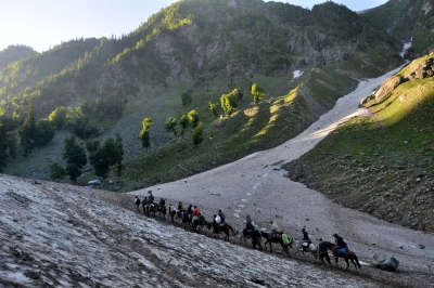 Registration for Amarnath Yatra suspended due to Covid situation