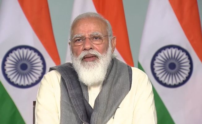 Act decisively to curb 'second peak' of Covid, PM tells CMs