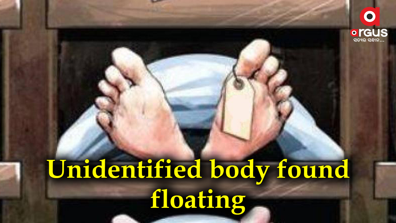 Unidentified body found floating in river in Subarnapur