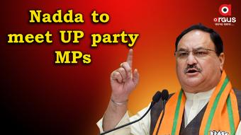Nadda to meet UP party MPs to discuss poll preparedness