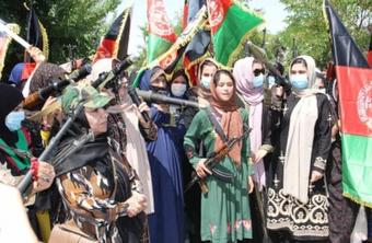 Taliban crackdown on Afghan women and media