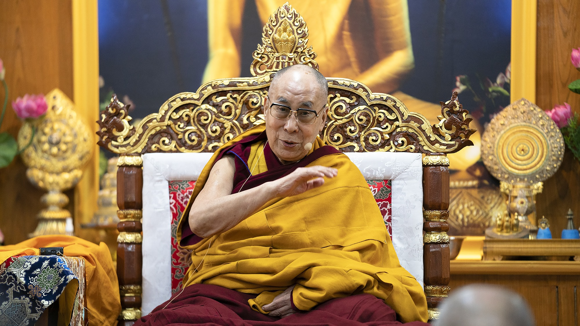 Sad over loss of life in Uttarakhand disaster: Dalai Lama
