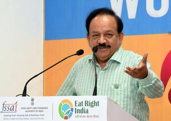 Do not sensationalise: Harsh Vardhan to Chhattisgarh Min on Covaxin