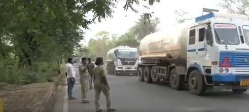 Odisha sends 15 tankers containing oxygen to needy States in 24 hrs