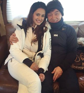 Jackie Chan turns 67: Disha Patani wishes 'Kung Fu Yoga' co-star