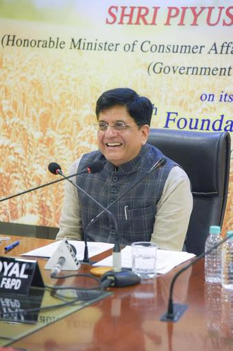 Speed of 488 trains across India increased: Goyal