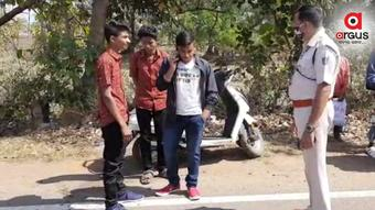 Minor boy caught riding scooter, owner fined Rs 26,000 in Odisha