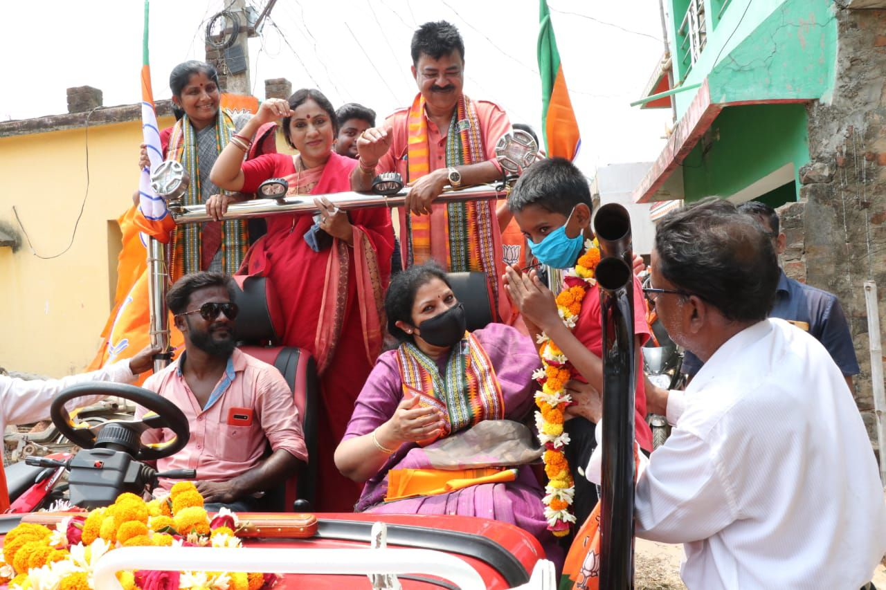Govt has neglected Pipili a lot; BJP will win the seat this time: Purandeswari