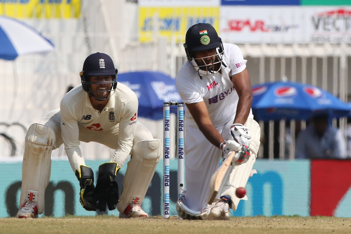 2nd Test: Ashwin's 106 helps India set 482-run target for England