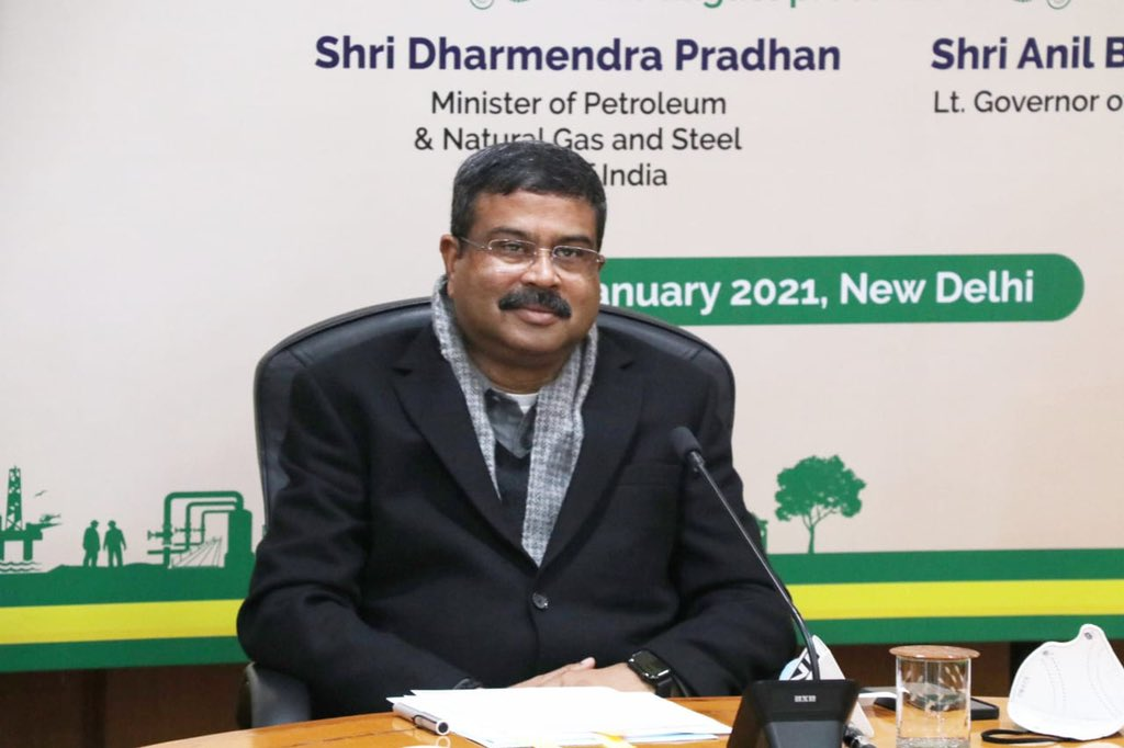 Pradhan urges Centre for expediting Stage-3 expansion of Talcher Thermal Power Station