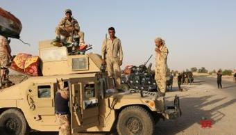 US-led alliance reports attack on Iraq military base