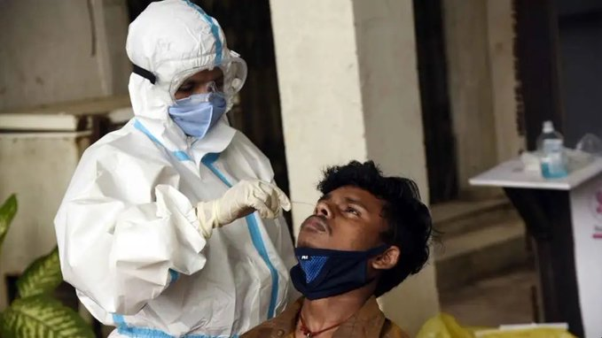 Highest single day deaths of 1,761 in India, 2.59L cases
