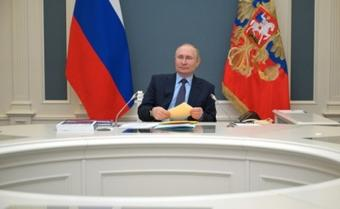 21.5mn Russians vaccinated against Covid: Putin