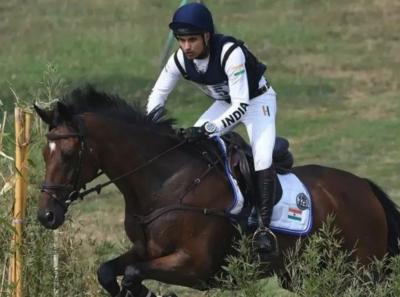 Fouaad Mirza slips to 22nd position in eventing
