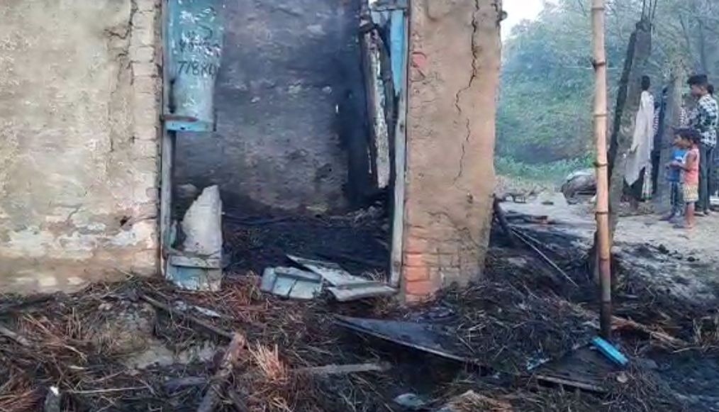 4 houses gutted, properties worth lakhs lost in Bhadrak fire mishap