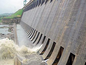 Hirakud Dam to release year's first floodwater on July 11