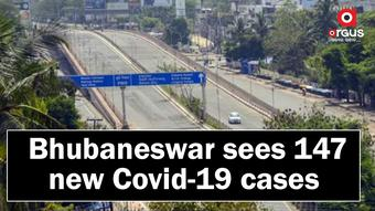 Bhubaneswar adds 147 new Covid-19 cases; Active cases stand at 3,683