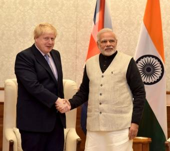 British PM Johnson cancels visit to India, will hold virtual meet