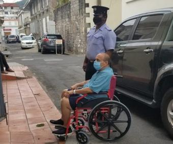 Choksi produced before magistrate, to face charges of illegal entry into Dominica