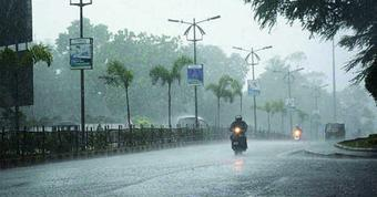 Rain to lash 10 districts in Odisha in next 24 hours