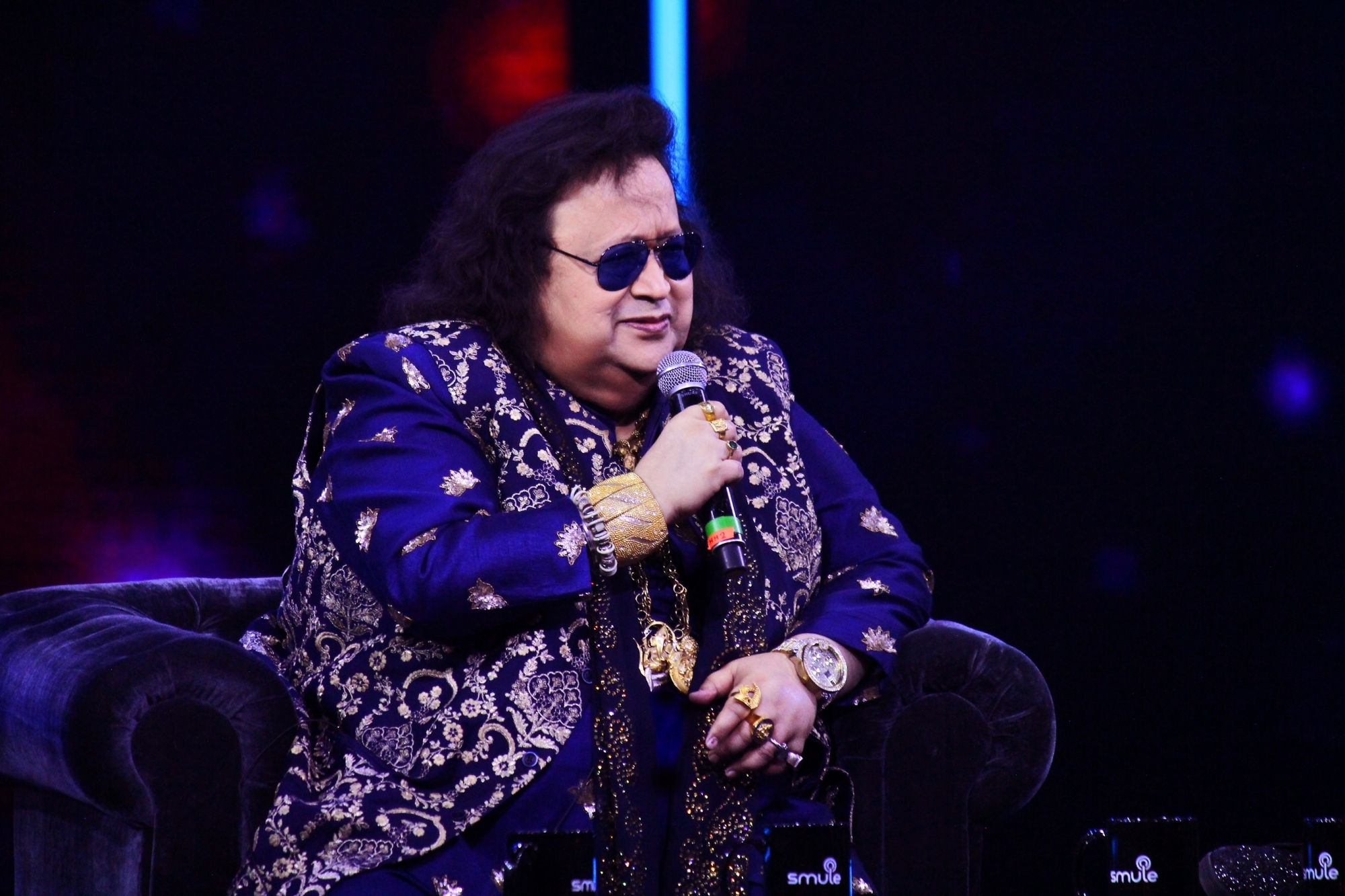 Bappi Lahiri hospitalised after testing Covid positive