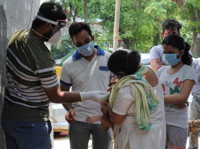 India logs 3.29L Covid cases, 3,876 deaths in 24 hrs
