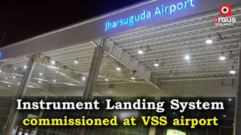 Instrument Landing System commissioned at VSS airport